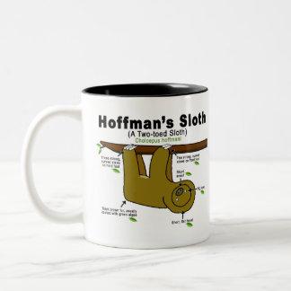 Sloth design mug