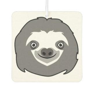 Sloth Face Air Freshener