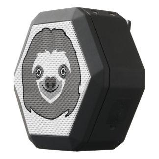 Sloth Face Black Bluetooth Speaker