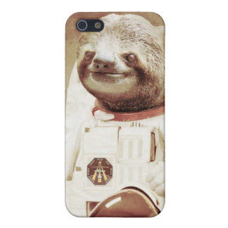 Sloth in space! case for iPhone 5/5S