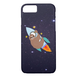 Sloth in Space Phone Case