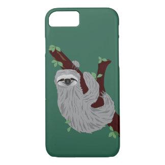 Sloth iPhone 7 case