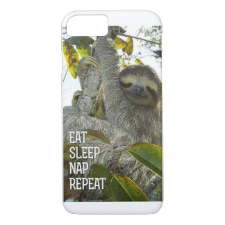 Sloth iPhone/Samsung Phone Case