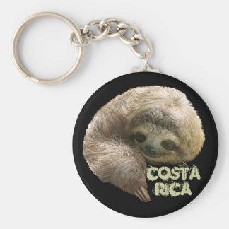 Sloth Keychain
