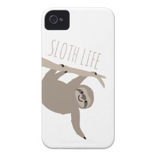 Sloth Life iPhone 4 Covers