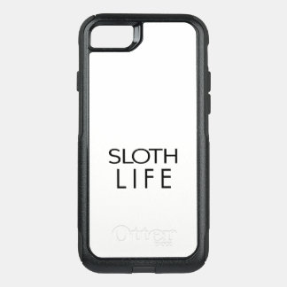 SLOTH LIFE OtterBox COMMUTER iPhone 7 CASE