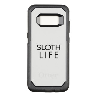 SLOTH LIFE OtterBox COMMUTER SAMSUNG GALAXY S8 CASE