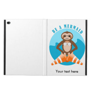 Sloth Mermaid Traffic Cone Powis iPad Air 2 Case