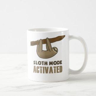 Sloth Mode Coffee Mug