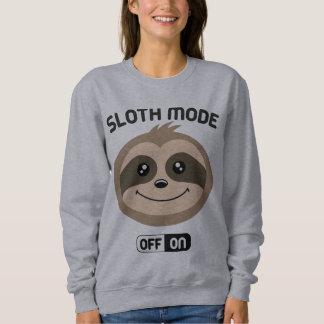 Sloth Mode On Cute Jumper Sweater Sweatshirt