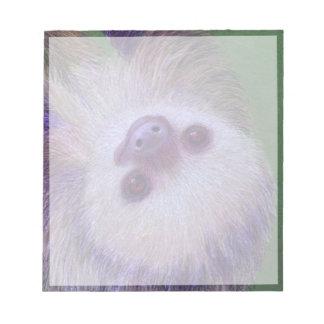 Sloth Notepad
