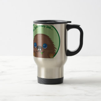 Sloth - One of the seven deadly sins Travel Mug