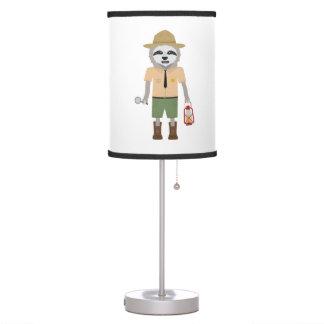 Sloth Ranger with lamp Z2sdz