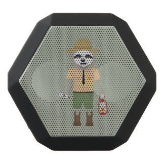 Sloth Ranger with lamp Z2sdz Black Bluetooth Speaker