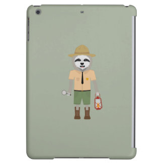Sloth Ranger with lamp Z2sdz Case For iPad Air