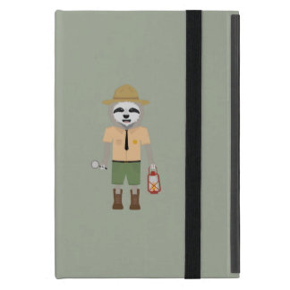 Sloth Ranger with lamp Z2sdz Cover For iPad Mini