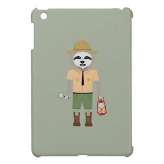 Sloth Ranger with lamp Z2sdz Cover For The iPad Mini
