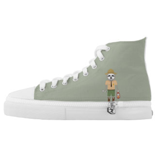 Sloth Ranger with lamp Z2sdz High Tops