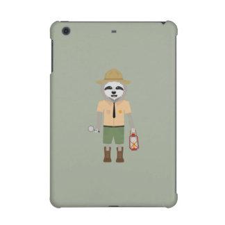 Sloth Ranger with lamp Z2sdz iPad Mini Retina Covers