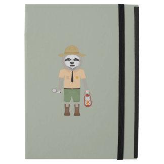 "Sloth Ranger with lamp Z2sdz iPad Pro 12.9"" Case"