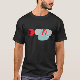 Sloth Rocket T-Shirt