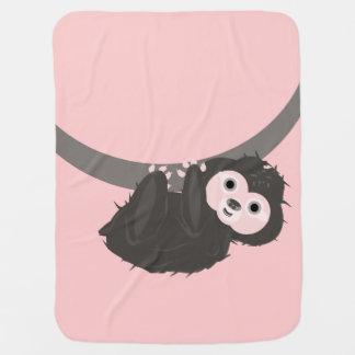 Sloth Swaddle Blankets