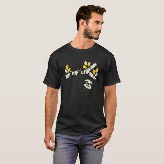Sloth T-shirt Vintage Retro Tee Shirt