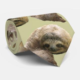 Sloth Tie