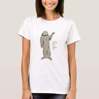 sloth trivia T-Shirt