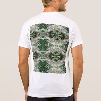 sloth with stylized back pix T-Shirt