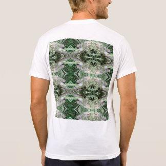 sloth with stylized back pix T-Shirt