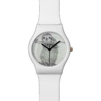 sloth wrist watch