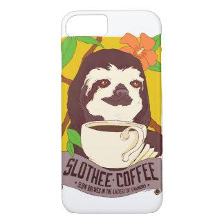 Slothee Coffee Phone Case