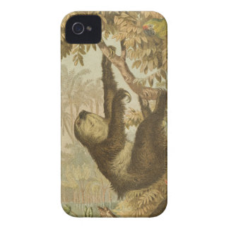 Sloths are Super iPhone 4 Case