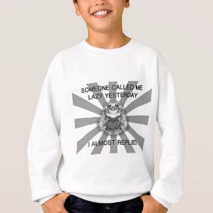 sloths funny meme sweatshirt