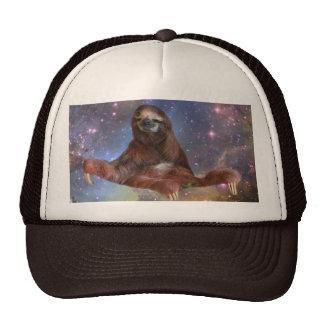 Sloths in Space Trucker Trucker Hat