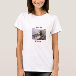 Sloths Study Hard T-Shirt