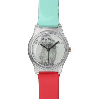 sloths watch