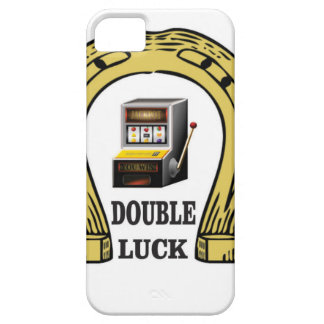 slots double luck yeah iPhone 5 covers