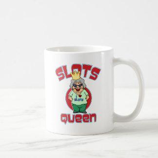 Slots Queen  Slot Machine Coffee Mug