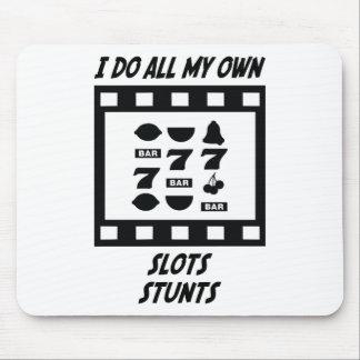 Slots Stunts Mouse Mat
