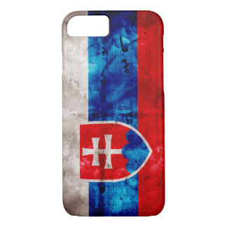 Slovak Flag iPhone 7 Case