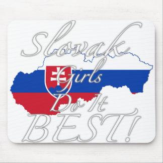Slovak Girls Do It Best! Mouse Pad
