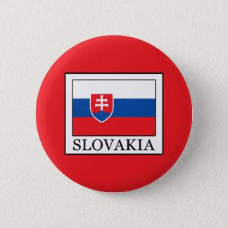 Slovakia 2 Inch Round Button