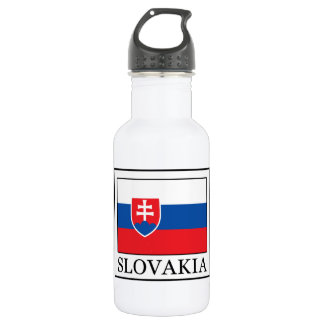 Slovakia 532 Ml Water Bottle