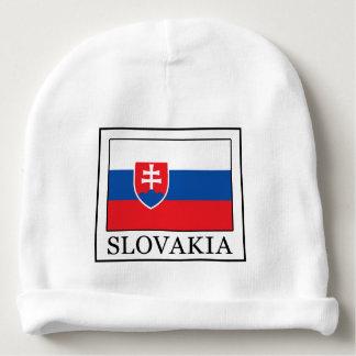 Slovakia Baby Beanie