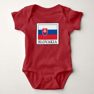 Slovakia Baby Bodysuit