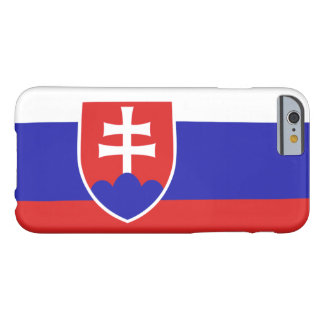 Slovakia Barely There iPhone 6 Case