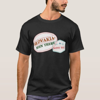 Slovakia Been There Done That T-Shirt