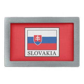Slovakia Belt Buckles
